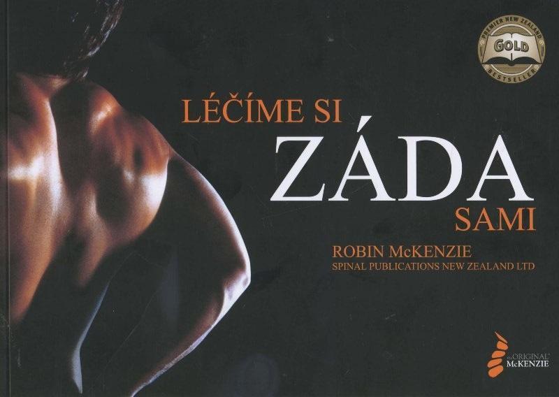 Kniha: Léčíme si záda sami - Robin McKenzie