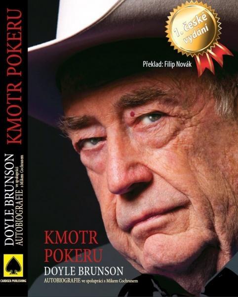 Kniha: Kmotr Pokeru - Doyle Brunson