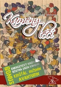 Kniha: Kameny léčí - karty - Eva Kalivodová Štichová