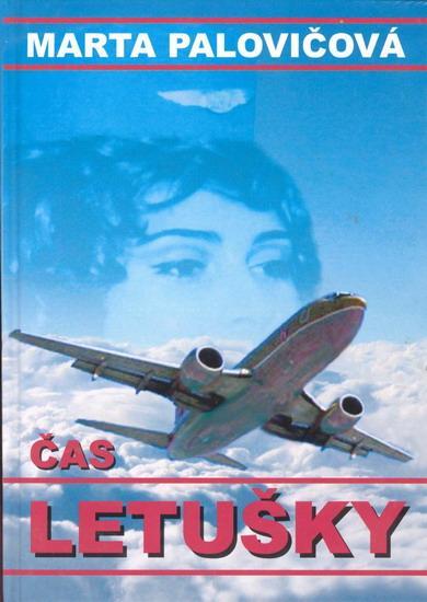 Kniha: Čas letuškyautor neuvedený