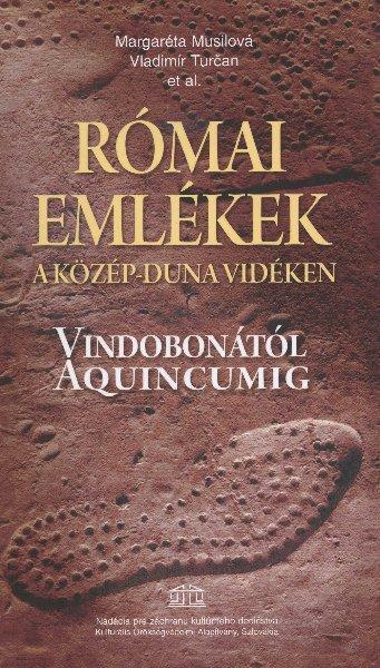 Kniha: Római Emlékek - Margaréta Musilová