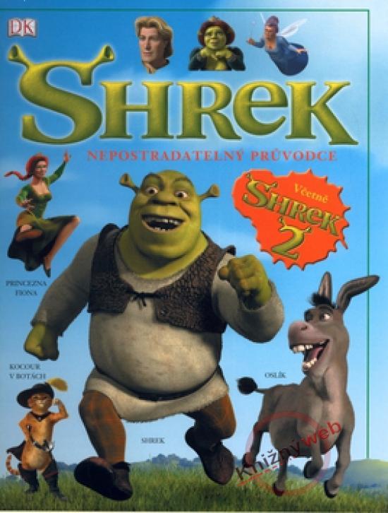 Kniha: Shrek - Nepostradatelný průvodce - Cole Stephen