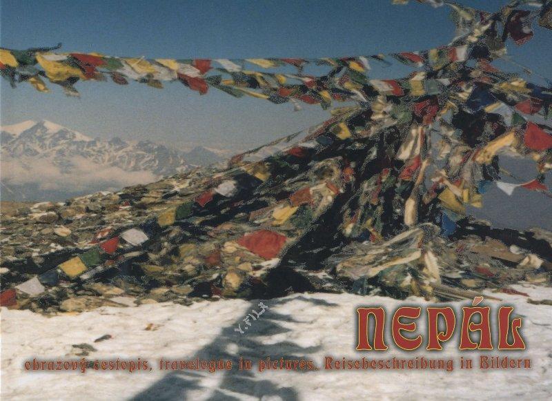 Kniha: Nepál - Fila