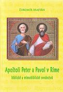 Apoštoli Peter a Pavol v Ríme