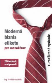 Moderná biznis etiketa pre manažérov - 2. rozšírené vydanie