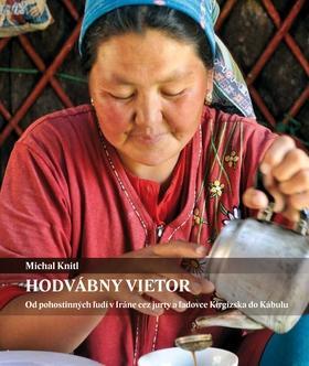 Kniha: Hodvábny vietor - Michal Knitl
