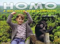 Homo a jeho návrat do raja šimpanzov