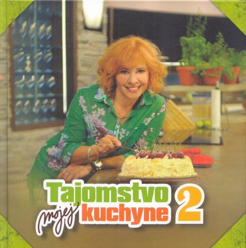 Kniha: Tajomstvo mojej kuchyne 2 - Kamila Magálová