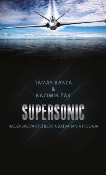 Kniha: Supersonic - Tamás Kasza