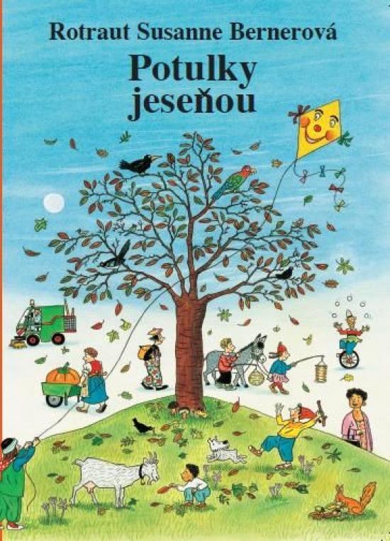 Kniha: Potulky jeseňou - Bernerová Rotraut Susanne