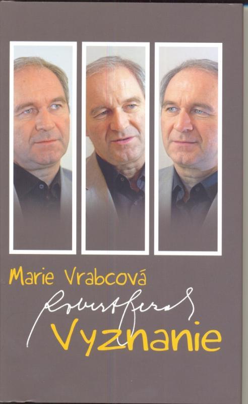 Kniha: Vyznanie - Vrabcová Marie