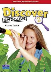 Discover English 2 ActiveTeach (Interactive Whiteboard software)