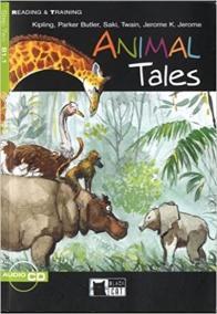 Animal Tales + CD (Black Cat Readers Level 2)