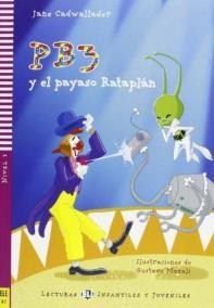 PB3 y el payaso Rataplán (A1)