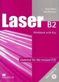 Laser B2 (new edition) Workbook with key + CD