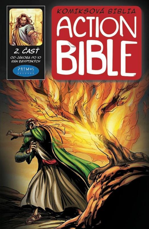 Kniha: Action Bible 2. časť - David C. Cook