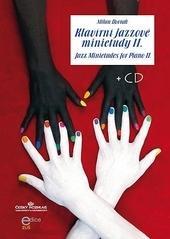 Klavírní jazzové minietudy II + CD