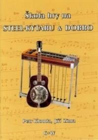 Škola hry na steel-kytaru a dobro + CD