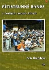 Kniha: Pětistrunné banjo + CD - Petr Brandejs