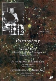 Pararytmy - Music Gag pro soupravu bicích