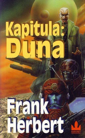 Kniha: Kapitula: Duna - Herbert Frank
