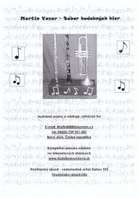 Súbor hudobných hier 1. diel