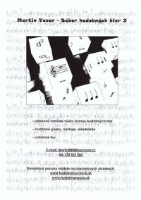 Súbor hudobných hier 2. diel