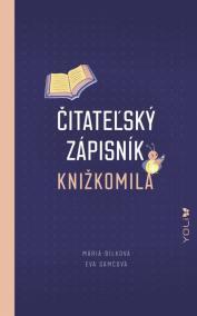 Kniha: Čitateľský zápisník Knižkomila - Bílková, Samcová Eva Mária