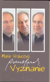 Kniha: Vyznanie-akcia ku knihe Umlčaní - Vrabcová Marie